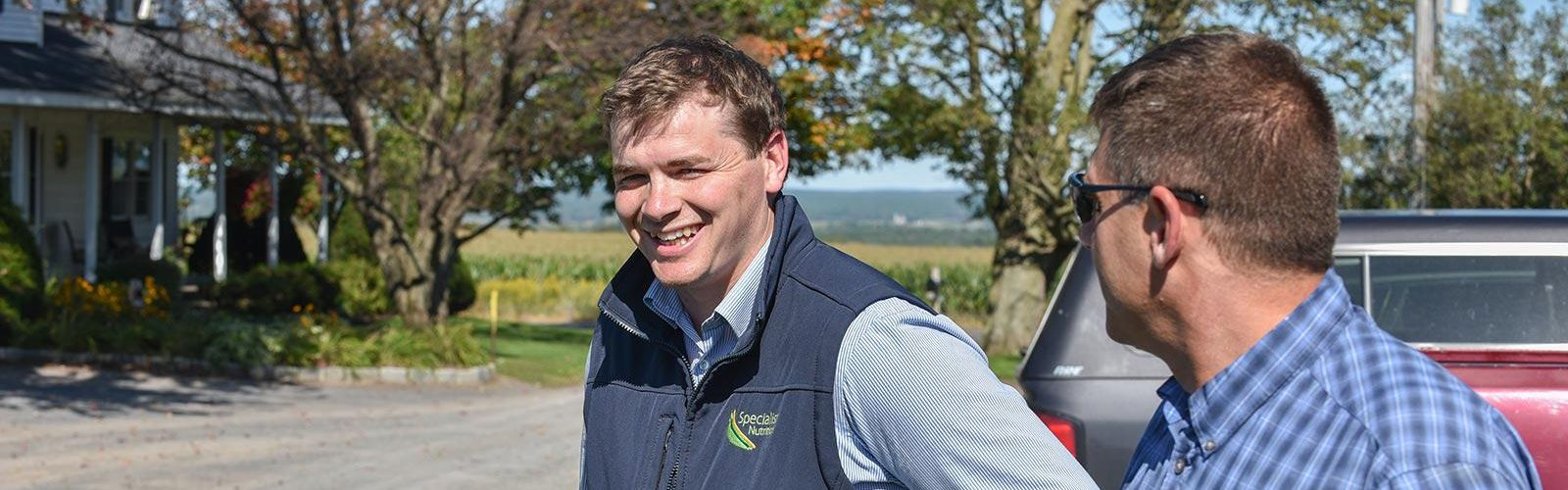 Nigel Condell joins the Specialist Nutrition Team